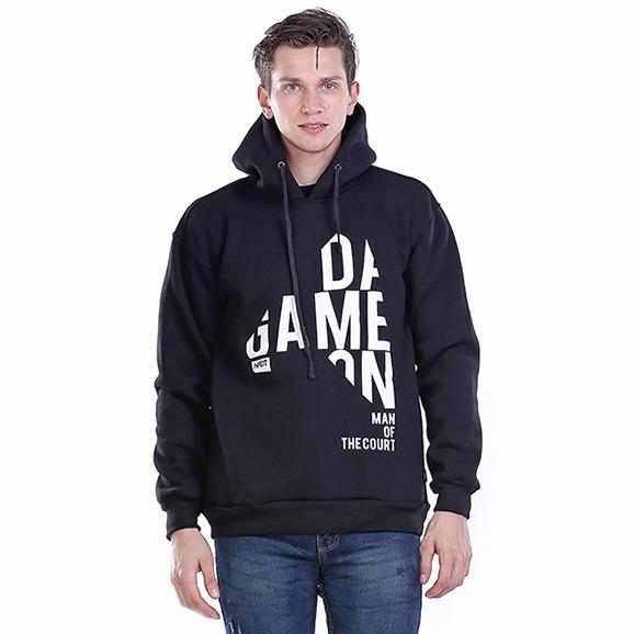 Jual Jaket / Sweater / Hoodies Pria / Outwear Male Da Game On - H 2013
