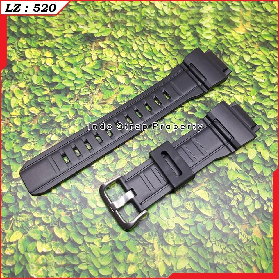 Fitur Tali Jam Strap Casio G Shock Dan Harga Terbaru Info Aw 590 1a Original Tangan Pria Rubber Hitam G9300 Digitec Dg2028