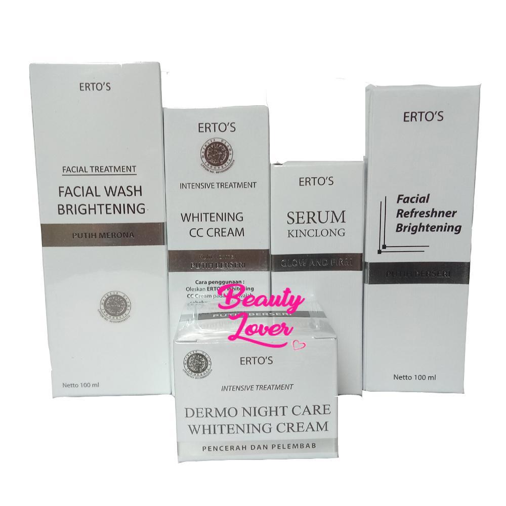 Kelebihan Pearl Amira Fasial Wash Kinclong Terkini Daftar Harga Paket Hemat Ertos Kekinian Facial Treatment And Night Cream Super Whitening Cc Toner