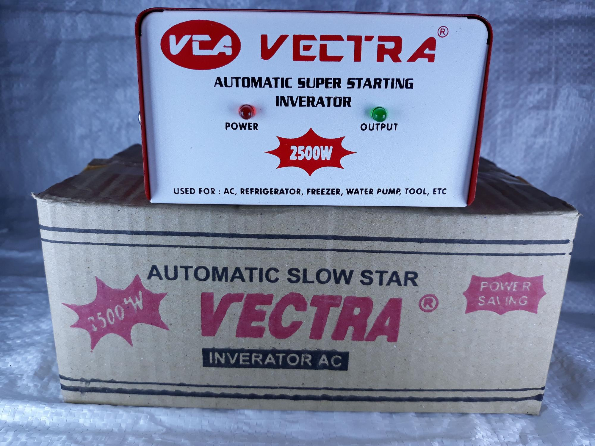 ... Inverator Slow Start / Auto Start Vectra 2500 watt - 3