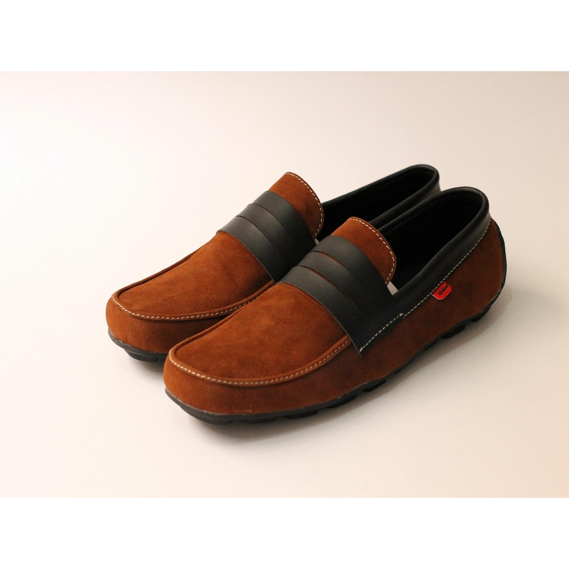 Features Kickers Sepatu Pria Casual Formal Slip On Kerja Dan Pormal 4