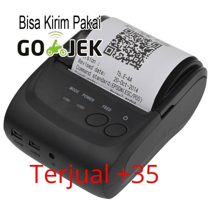 Review Printer Resep Thermal Bluetooth Zjiang Zj 5802