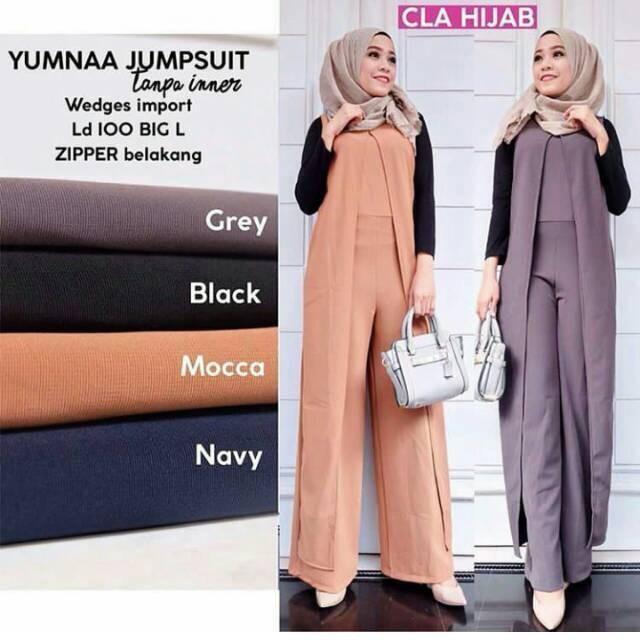 Yumna Jumsuit