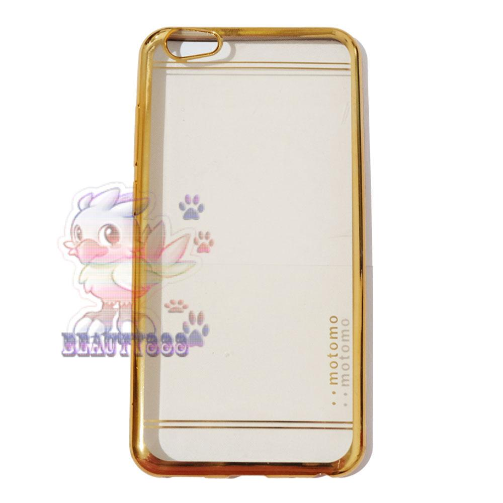 Cek Harga Baru Motomo Chrome Vivo Y69 Shining Case Y21 Back Hardcase Color Gambar Produk Rinci List Ultrahin Jelly Silicone Shinning
