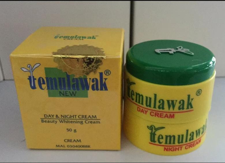 Cream Temulawak Siang Malam Original