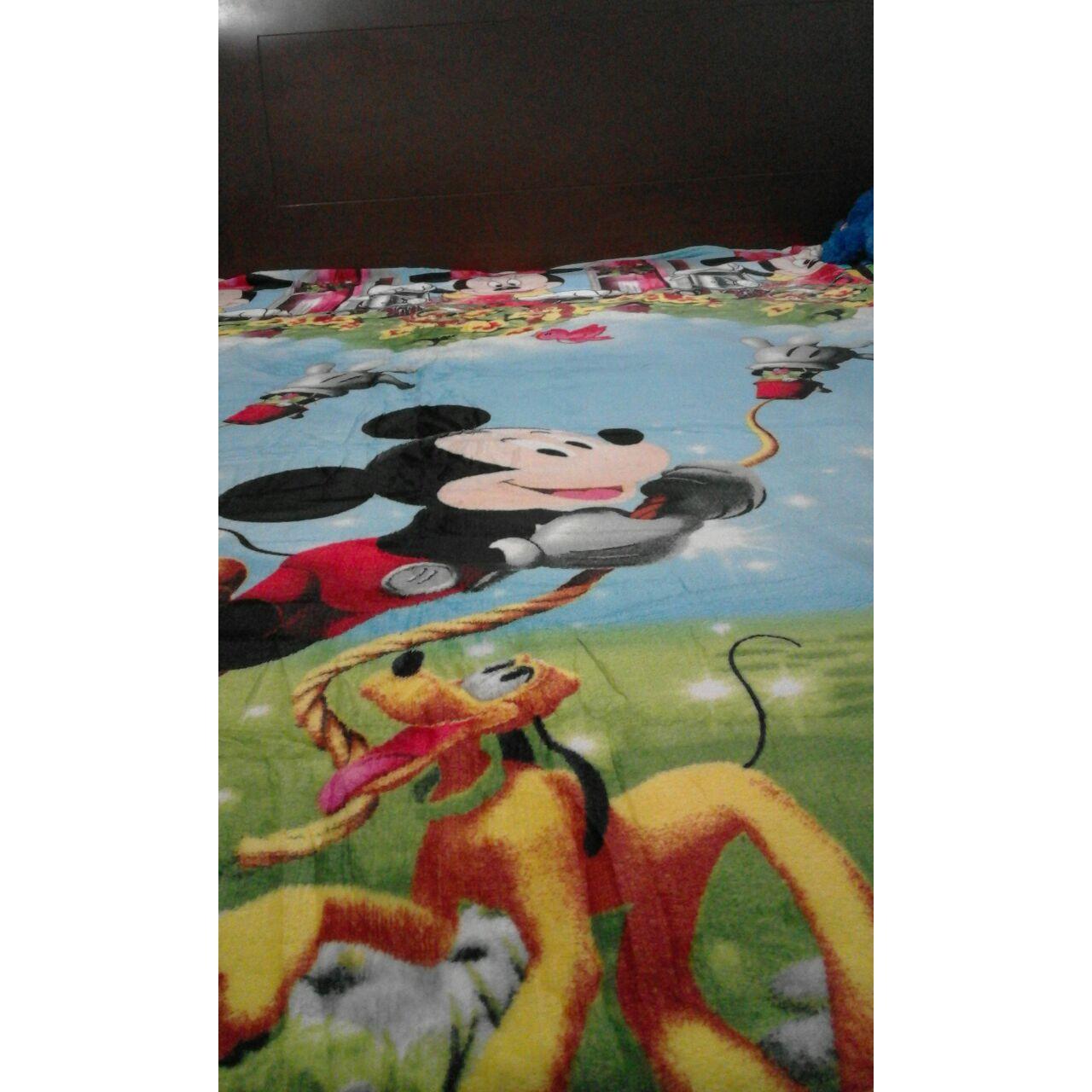 Bagus Selimut Karakter Mickey Mouse 10 Jawa Barat Diskon