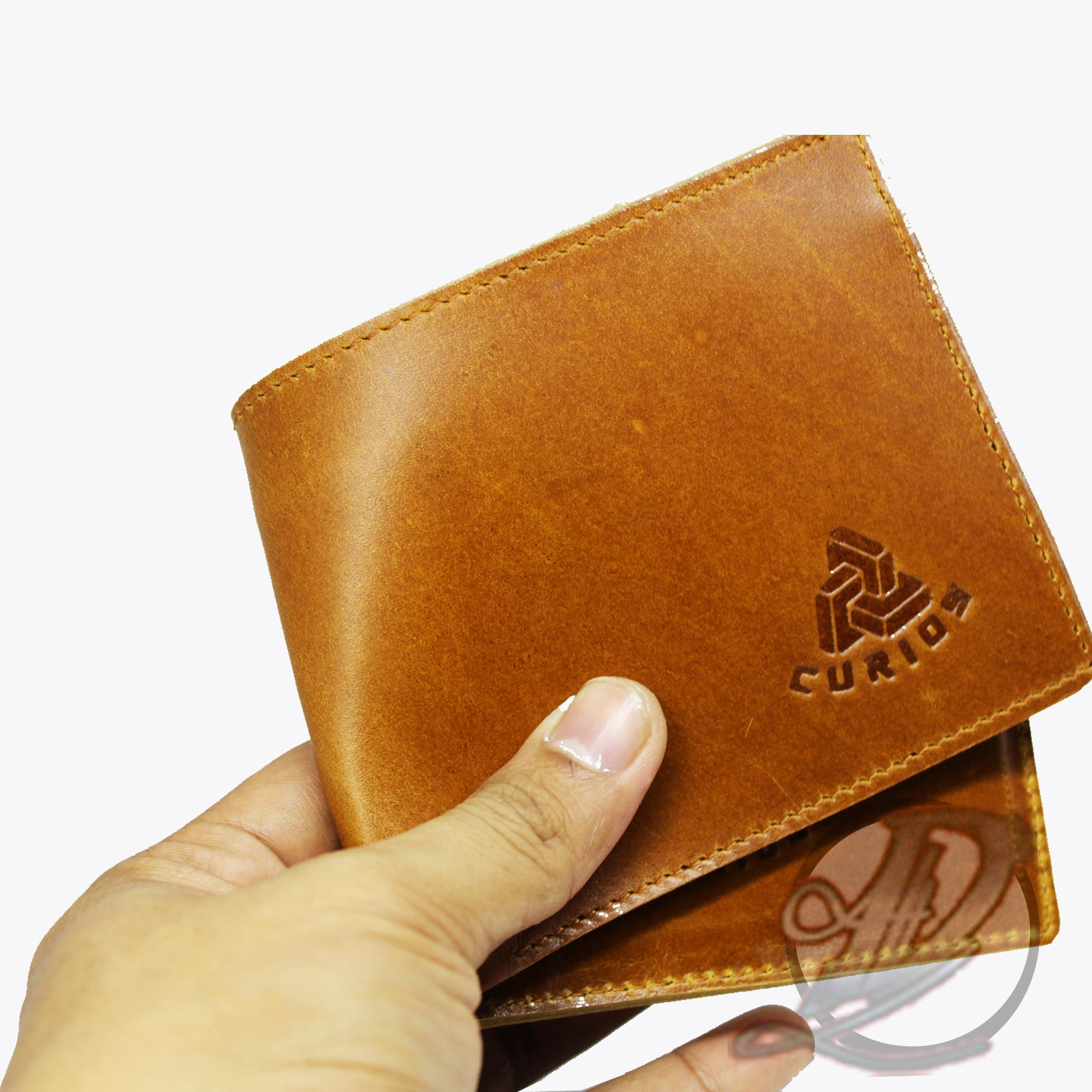 Dream Dompet Pria Batam Branded Kulit Model Terbaru PU Synthethic Leather  CURIOS Men Wallet Dompet Pria 1889363bd3