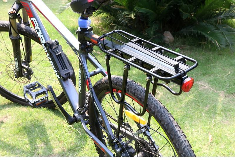Bicycle Back Seat Saddle Cycling Rear Child Back Seat Luggage Rack for Mountain Bike