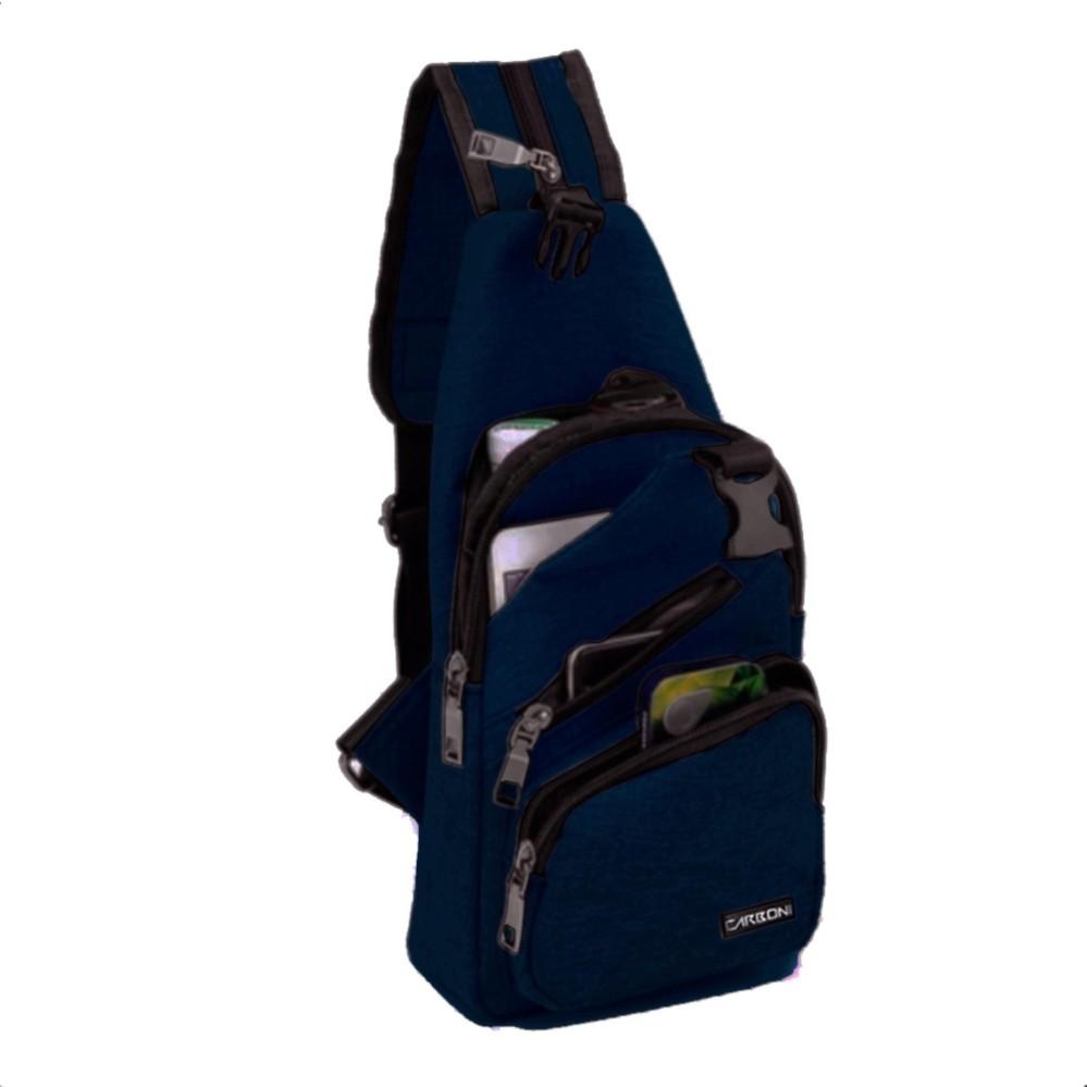 Jual Tas Waistbag 3In1 Multifungsi Bisa Tas Ransel Tas Selempang Tas Gadget Carboni Original