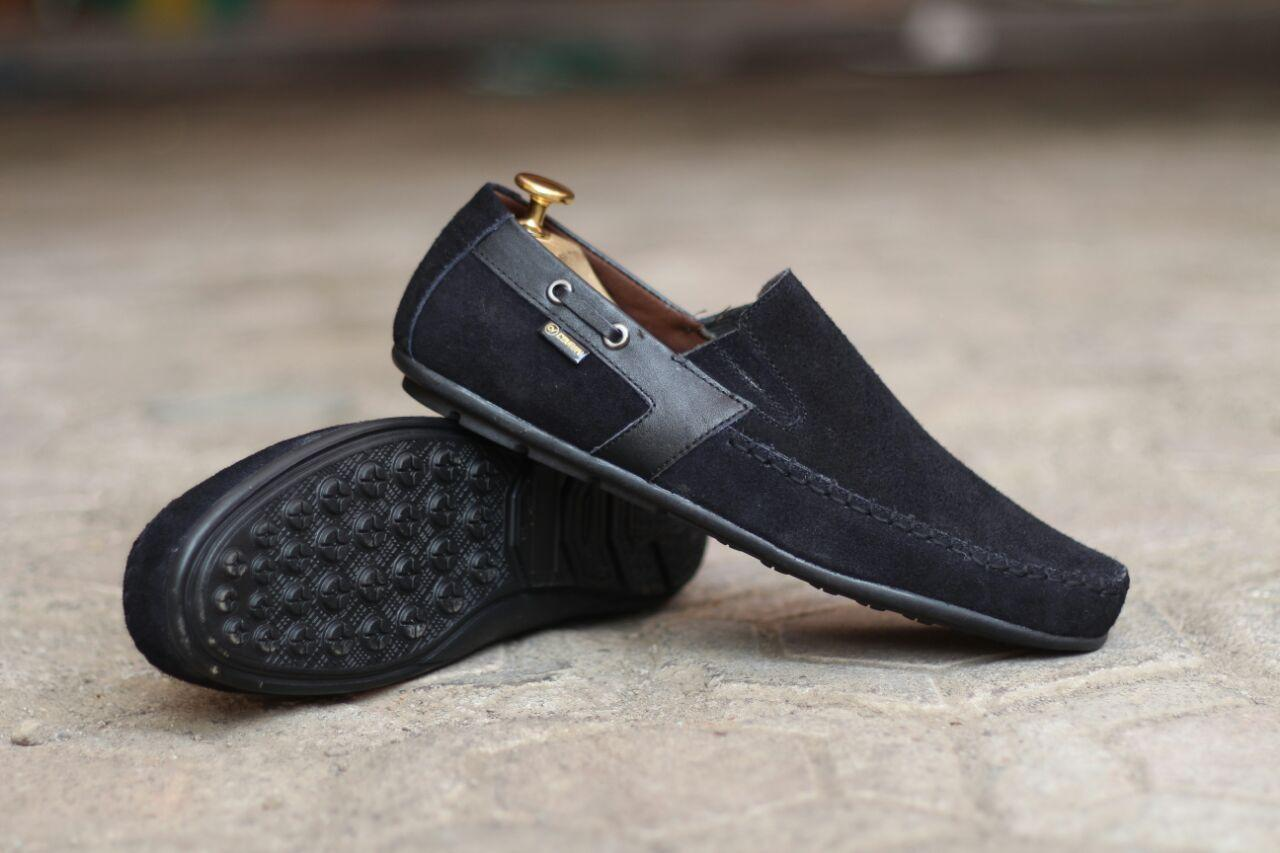 Features Sepatu Slip On Loafers Pria 100 Kulit Sapi Premium Pantopel Cevany Veil Detail Gambar Pantofel Formal Hitam Coklat Kantor Kerja Pesta 902ht Kickers Bally