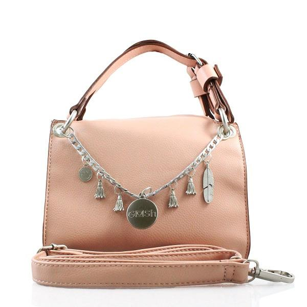 Gosh Fashion Hand Bag 002 Pink