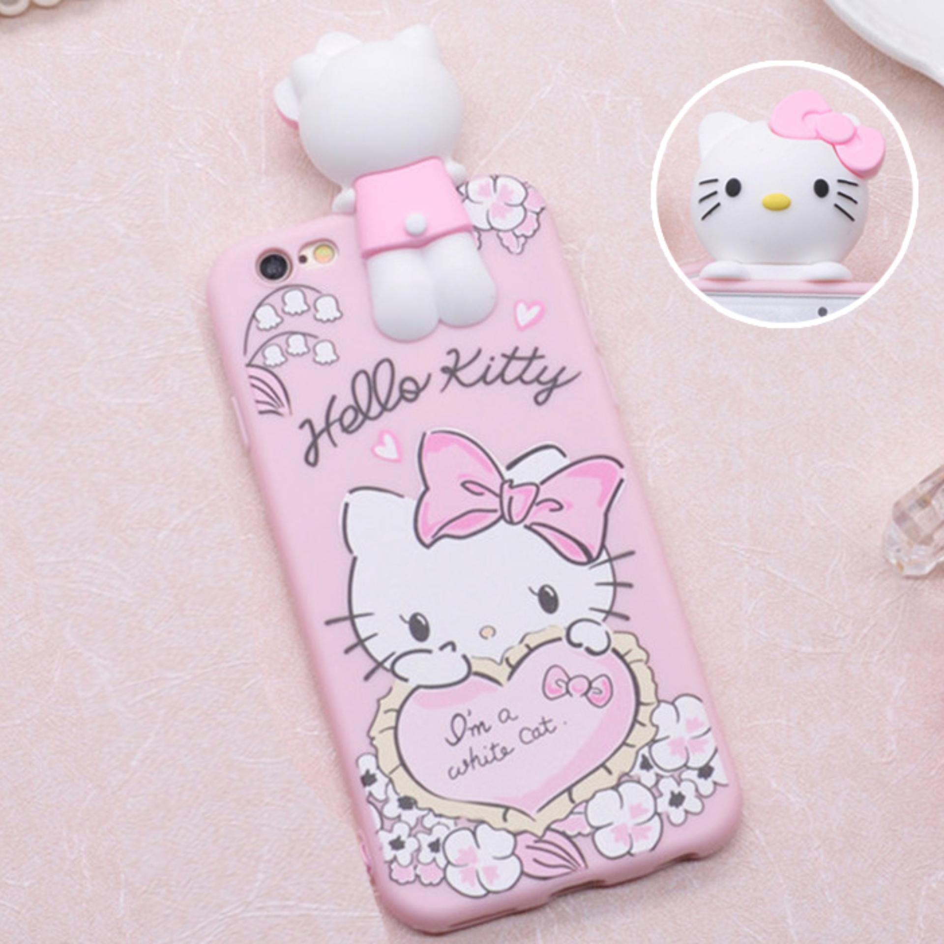 Review Terbaik Case Hello Kitty Iphone 6 Iphone 6S Casing Boneka Karakter Hello Kitty Iphone 6 Iphone 6S