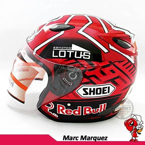 ... Helm Shoei Marques Moto Gp - 4