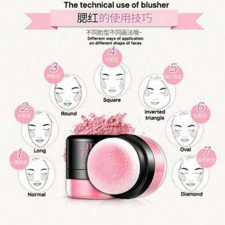 Cek Harga Baru Jafra Powder Blush Soft Peach Terkini Situs Long Wear Creme On Bioaqua Chic Trendy Rose Perona Pipi 4gr