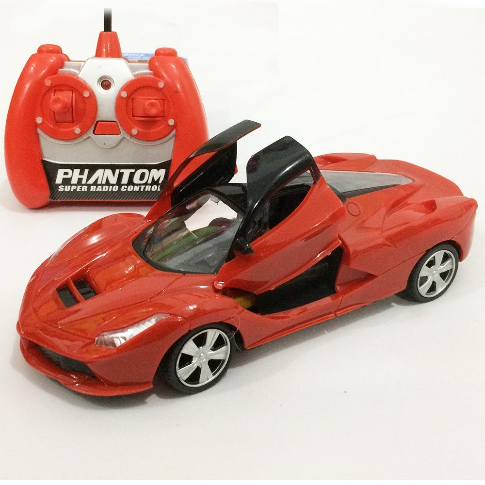 Review Tentang Toylogy Mainan Anak Radio Control Mobil Sport Merah Remote Rc Sports Car Rider 1 20 565 X3 Red