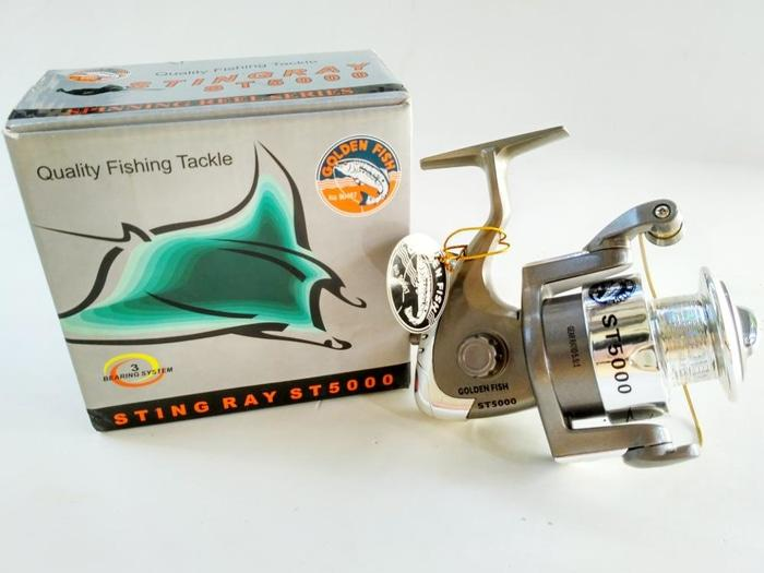 Reel Golden Fish Stringray ST5000