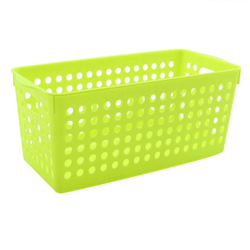 Claris Keranjang Organizer / keranjang plastik serbaguna / tempat menyimpan accesoris / Tidy Mesh Kecil 0556