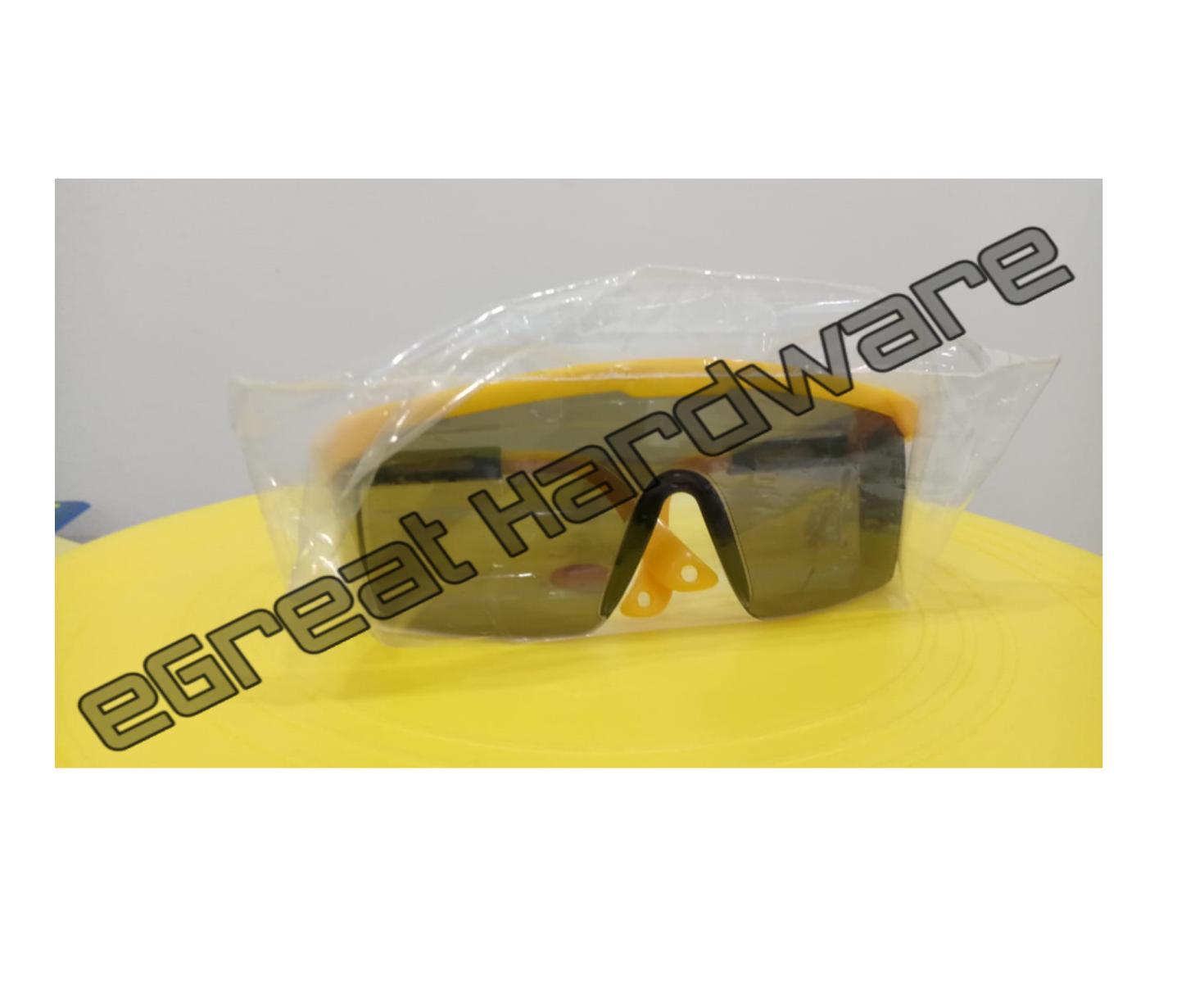 Kacamata Safety Kings King's KY152 Safety Glass Dark Lens