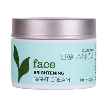 MINERAL BOTANICA BRIGHTENING NIGHT CREAM 25GR