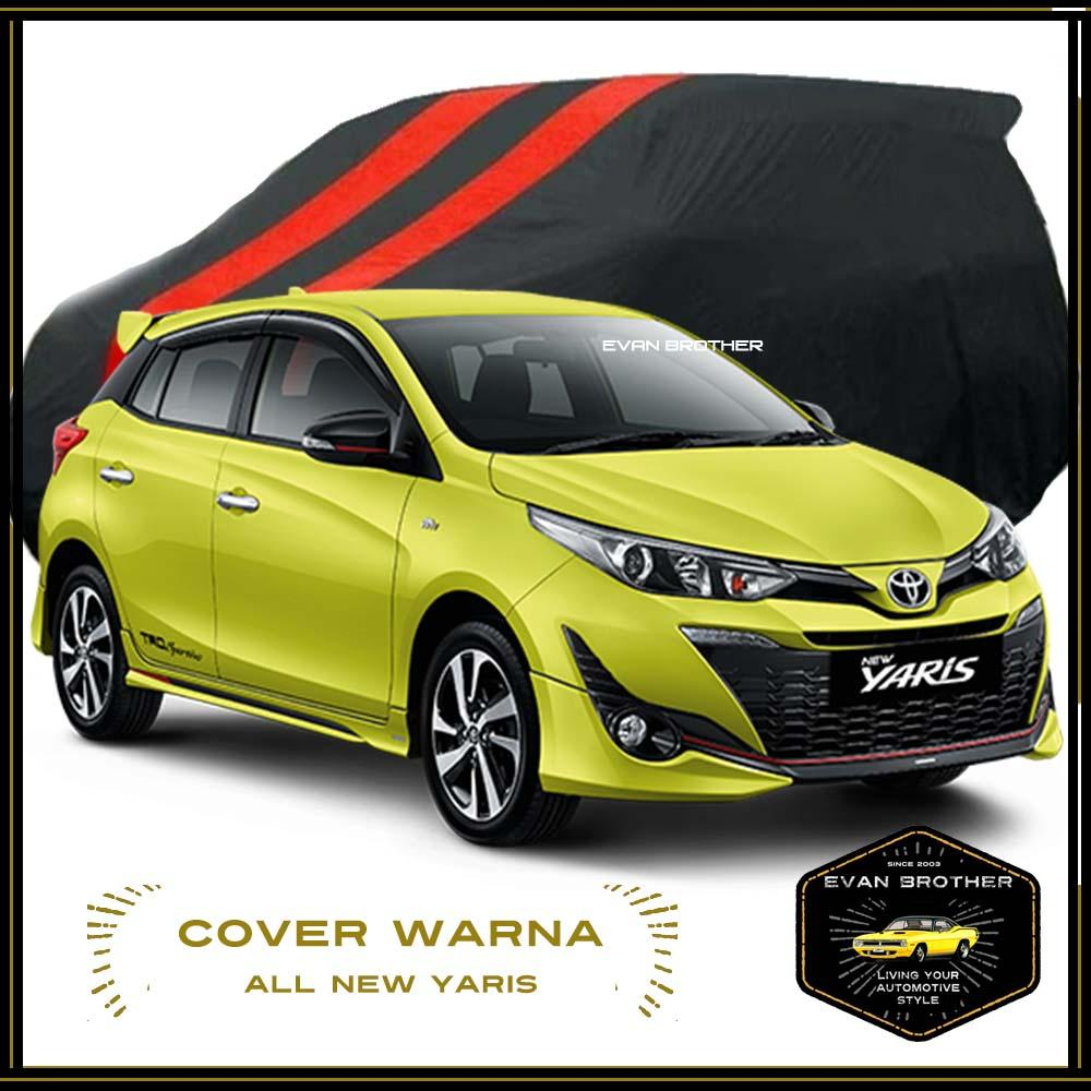 Cover Mobil All New Yaris / Penutup Mobil All New Yaris / Sarung Mobil All New