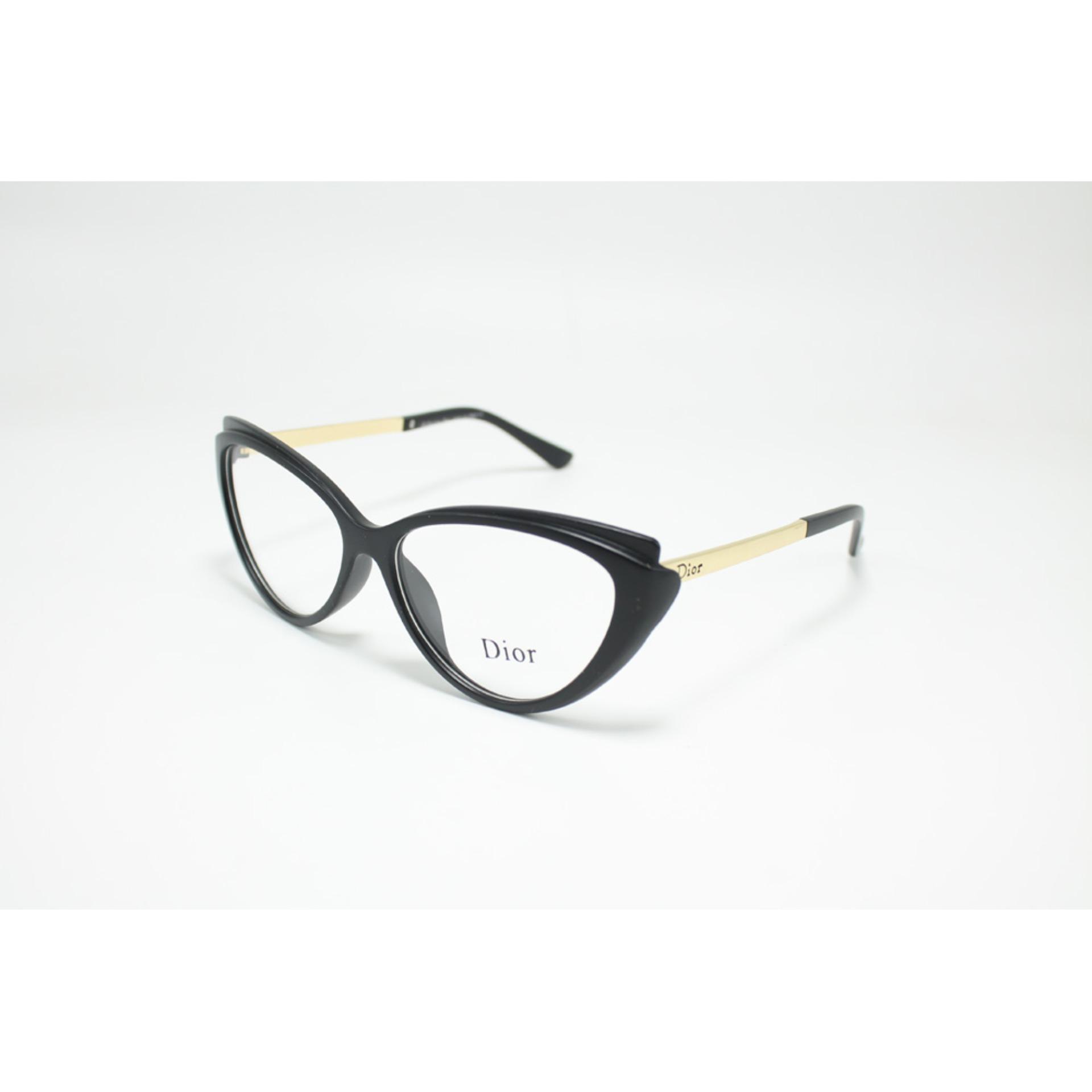 Detail Gambar Frame Kacamata Minus Baca Anti Radiasi Fashion Cat Eye Starla  Terbaru 23239b503c