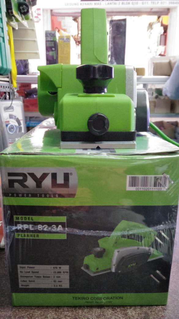 ... SALE - Mesin serut ketam planer kayu RYU RPL82-1A by TEKIRO Import - 3 ...