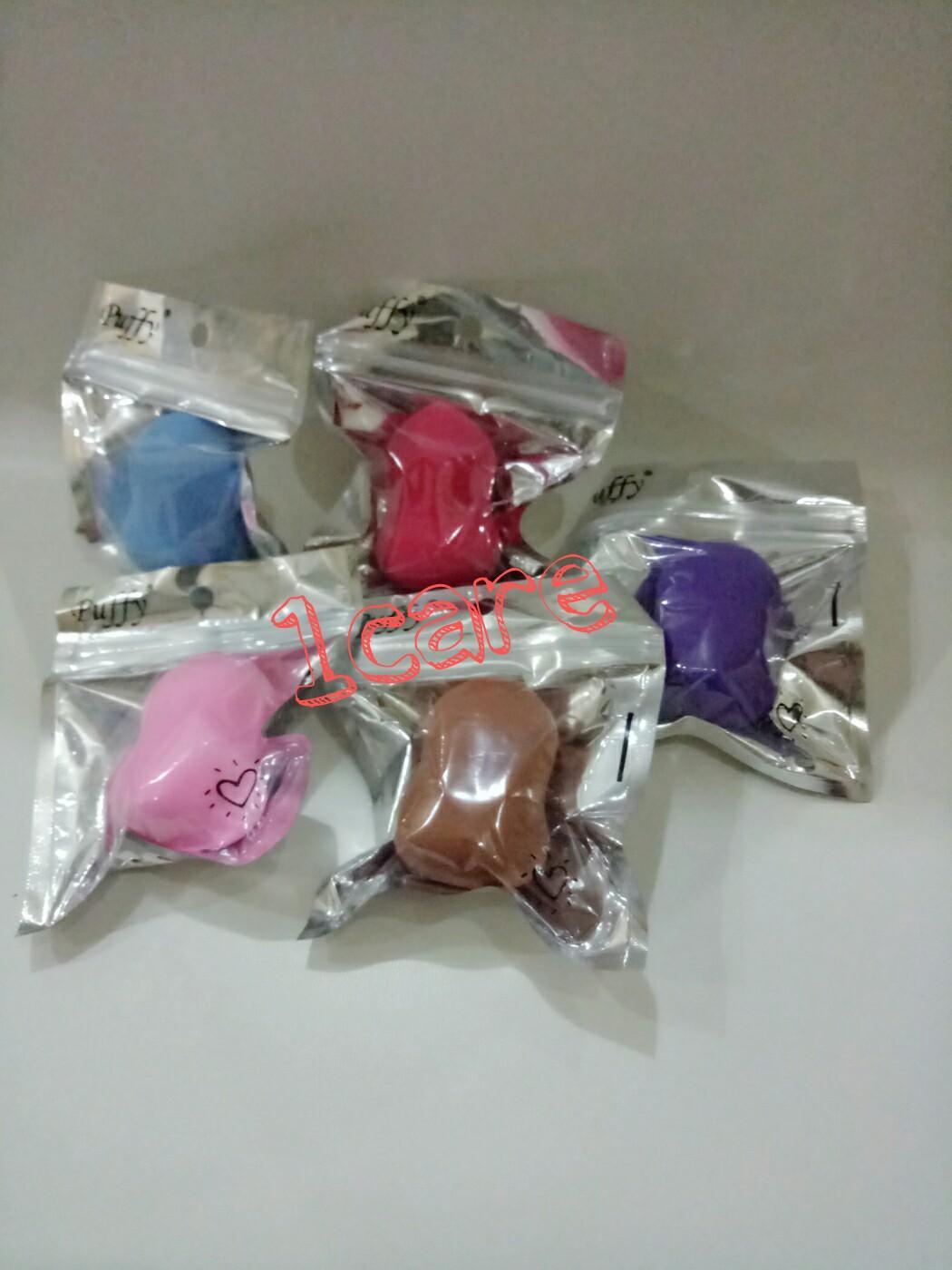 Features Spons Bedak Beauty Blender Puffy Dan Harga Terbaru Isi 2 5