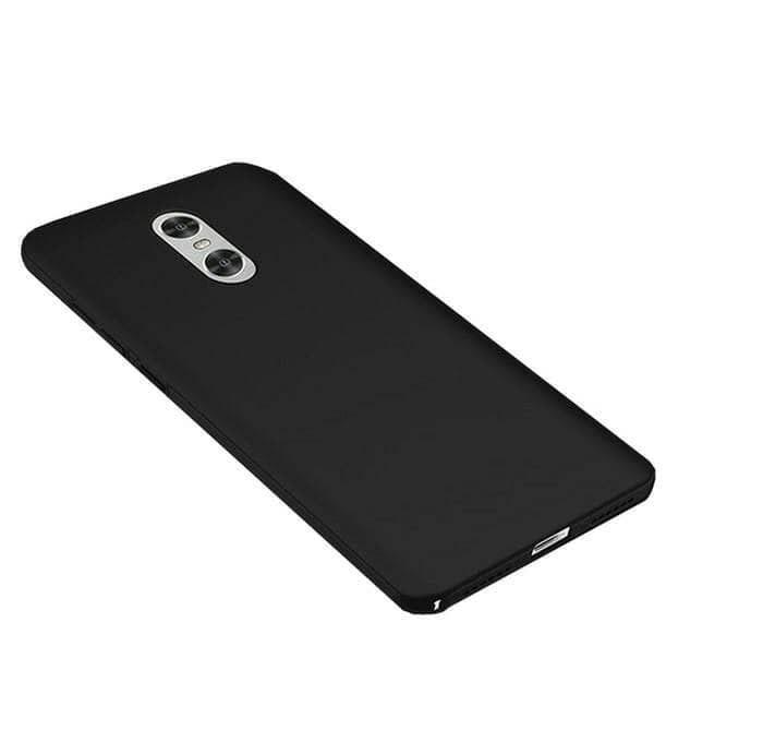 Case Matte Xiaomi Redmi Note 4X Soft Anti Minyak / Casing Hardcase - 2 .