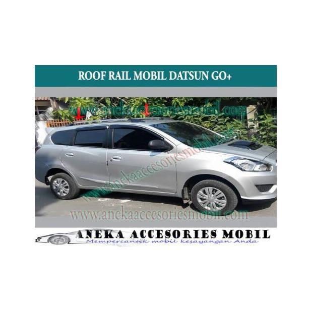 Roofrail Khusus Mobil Datsun Go