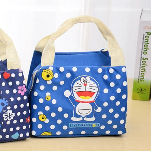 OILA Tas  Piknik Motif Kartun Lucu / Cartoon Lovely Picnic Lunch Bag BTA016