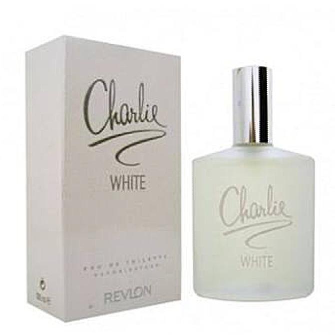 Charlie White Perfume by Revlon - 100ml