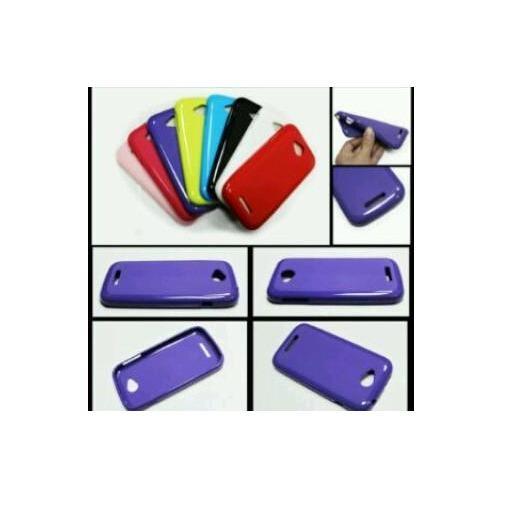 MR Asus Fonepad 7 fe170 ultrathin Jelly Case/ Softcase/ Softshell - Merah Transparan
