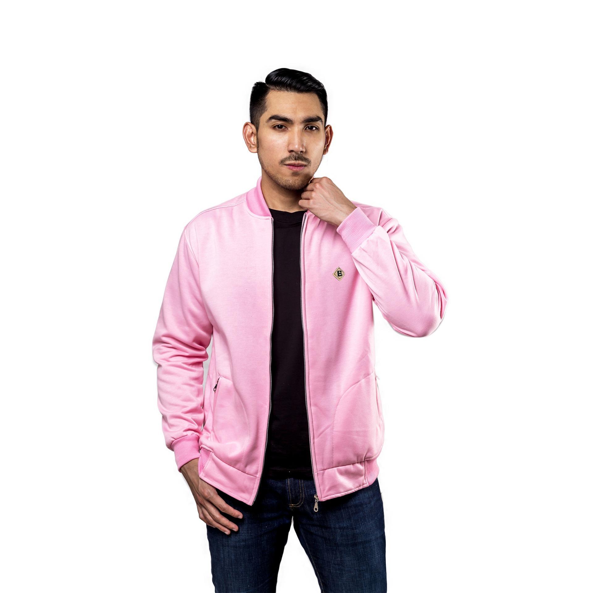 Kelebihan Bajukitaindonesia Jaket Bomber Polos Maroon M Xl Pria Dan Wanita Pinkbaby