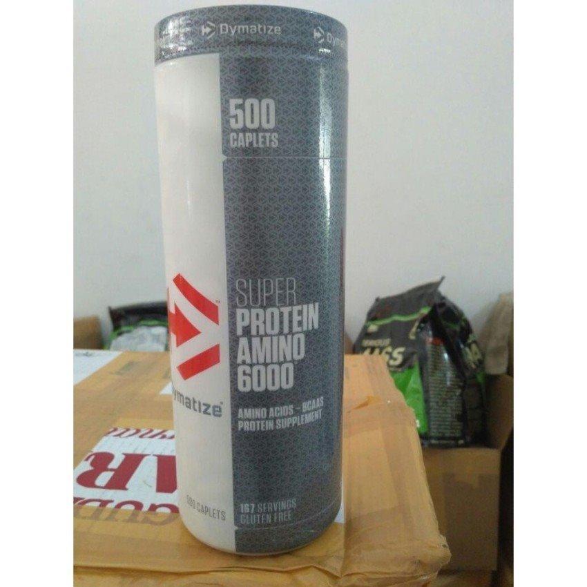 Jual Beli Online Dymatize Nutrition Super Amino 6000 Eceran 100 Tabs