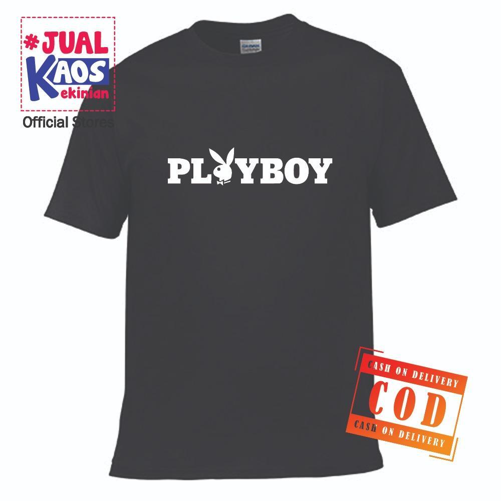 Kaos JW Jual Kaos Jualkaos murah / Terlaris / Premium / tshirt / katun import / lelinian / terkini / keluarga / pasangan / pria / wanita / couple / family / anak / surabaya / distro / Playboy