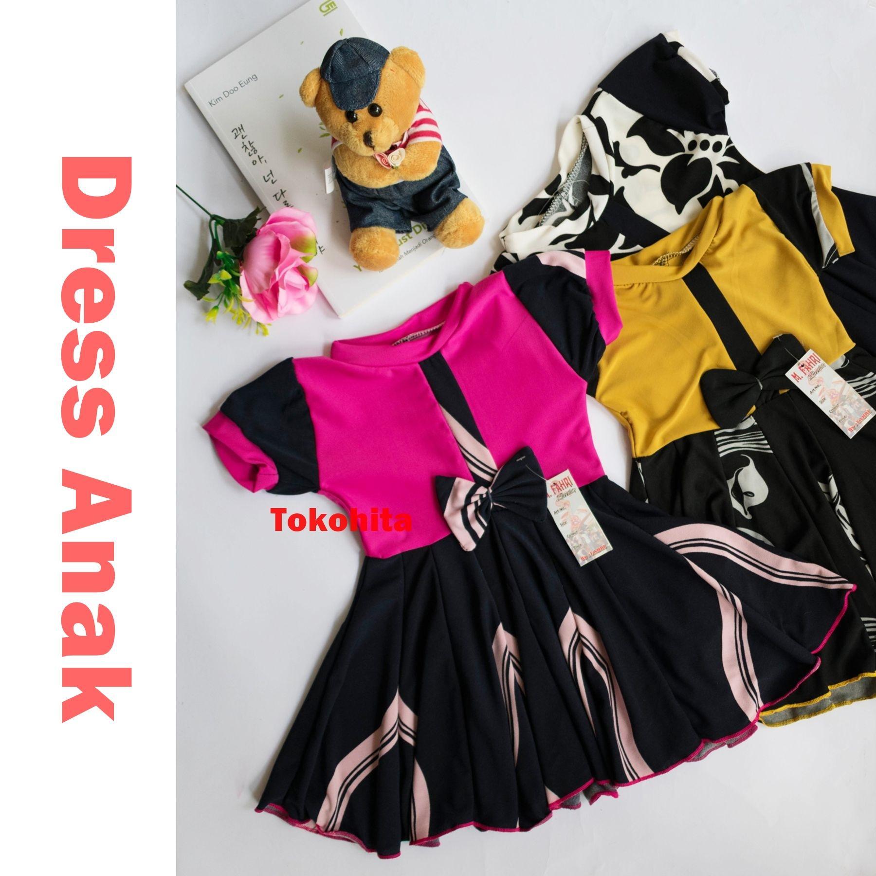 Dress Anak Princess