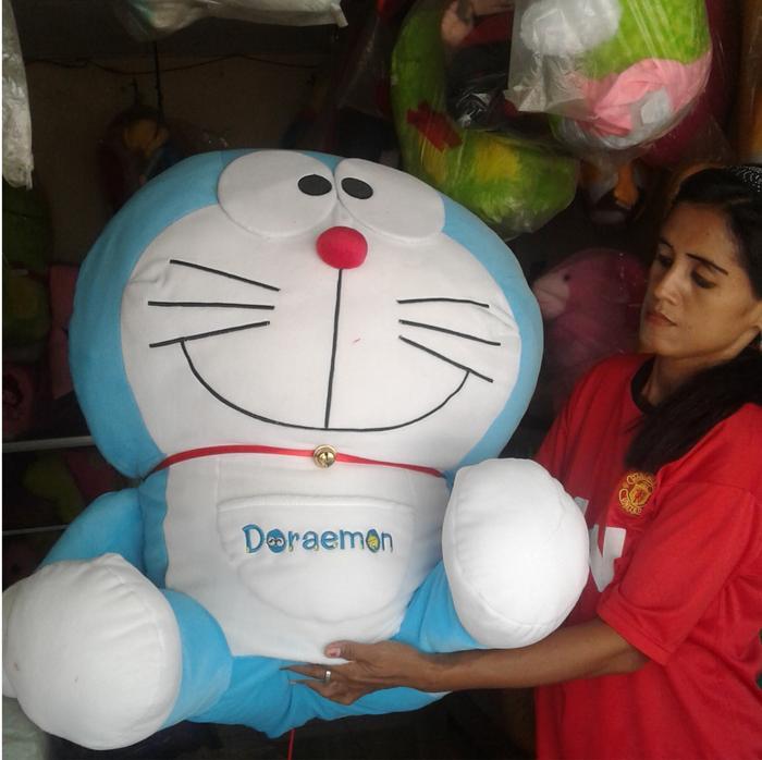 Boneka Doraemon Jumbo 70 cm Promo TERMURAH
