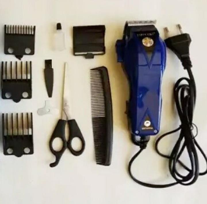 Profesional Elektrik Cliper  Alat Cukur Rambut - Happy king HK-900 Hair  Clipper 83d9980327