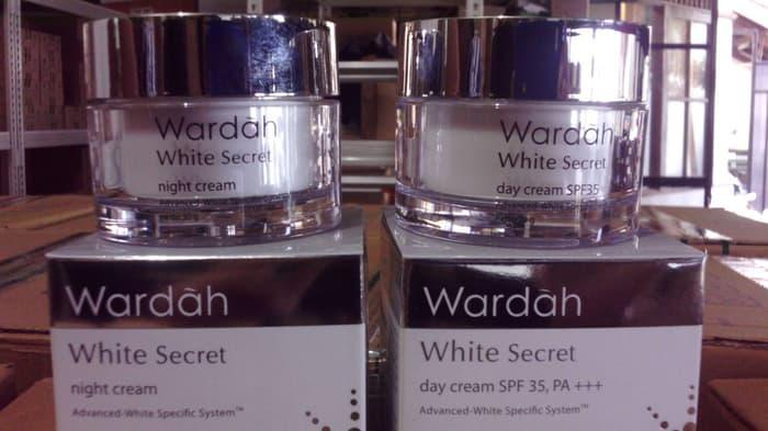 TERLARIS WARDAH White Secret Day Cream 30gr - gUPvvkUm