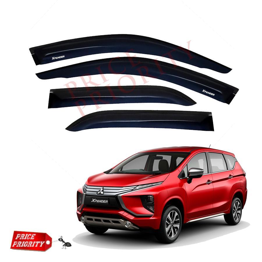Jual Beli Talang Air Mobil Xpander Car Side Visor Expander Acrylic Premium Model Slim 3M Baru Dki Jakarta