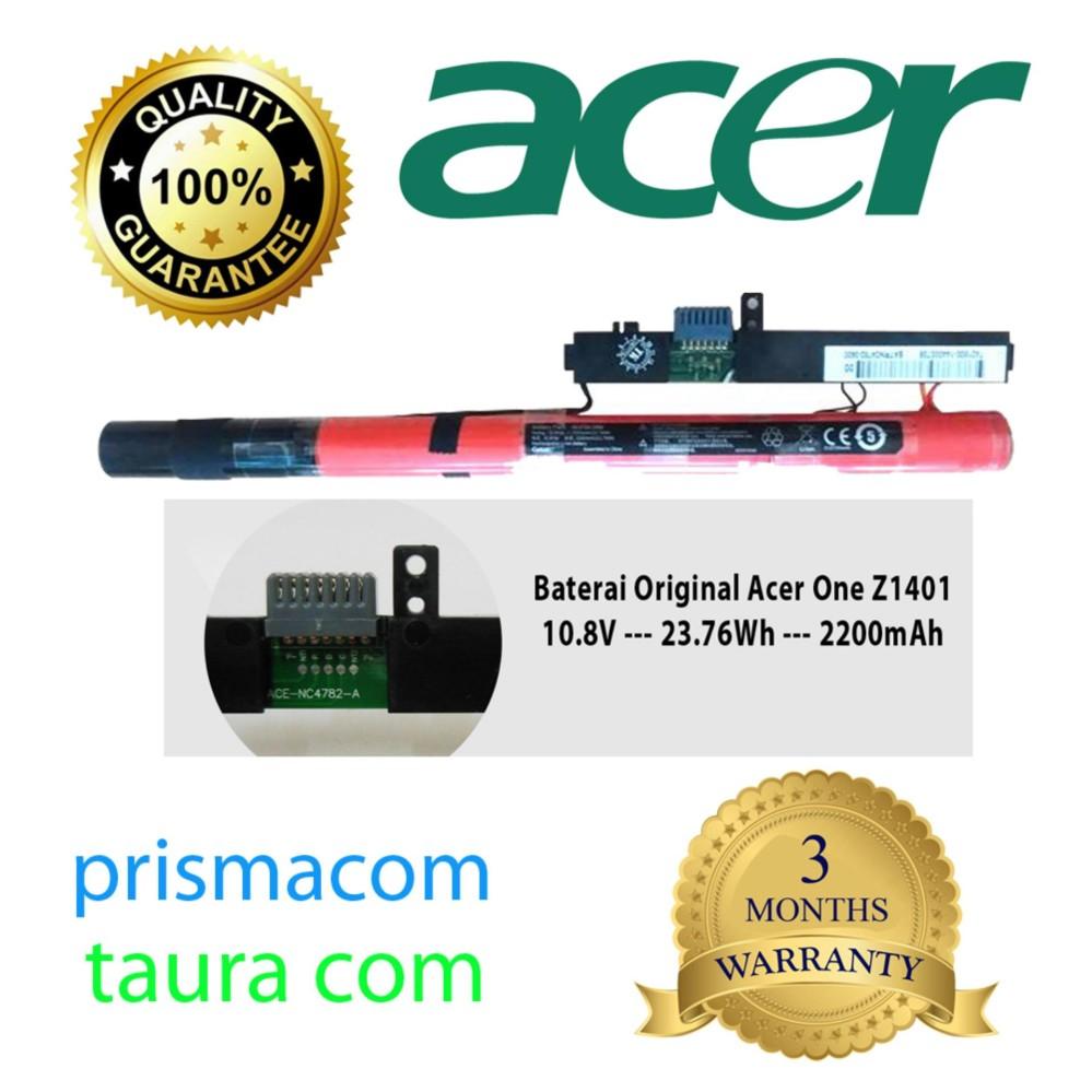 Baterai Original Acer One Z1401