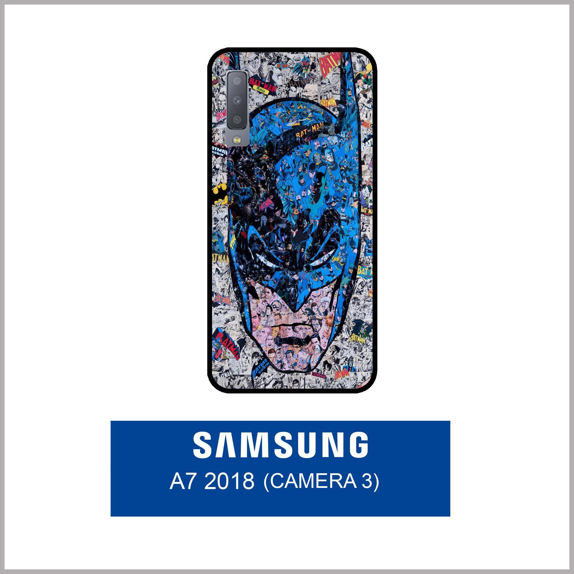 Case Fashion Printing For Samsung Galaxy A7 2018 (3 Camera) - 12