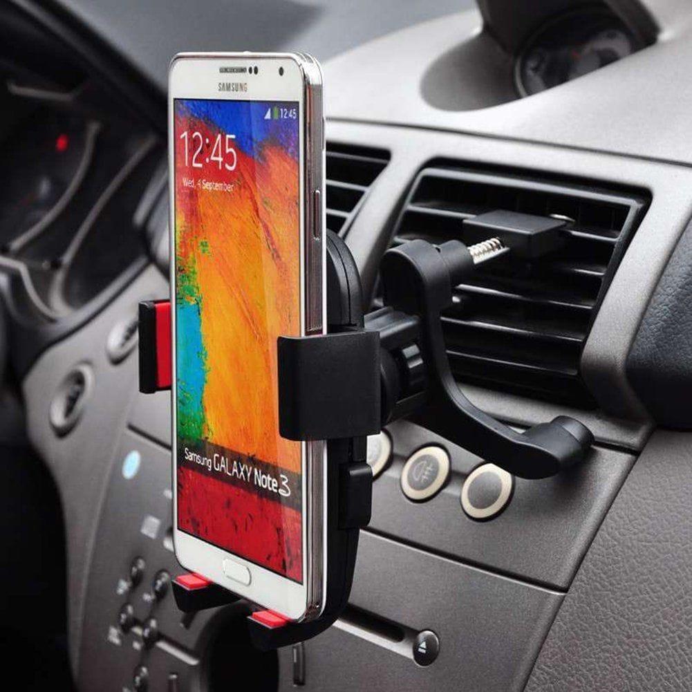 Cek Harga Baru Car Holder Hp Untuk Di Ac Mobil Bracket Tempat Gps Spion Universal Dudukan Handphone 2