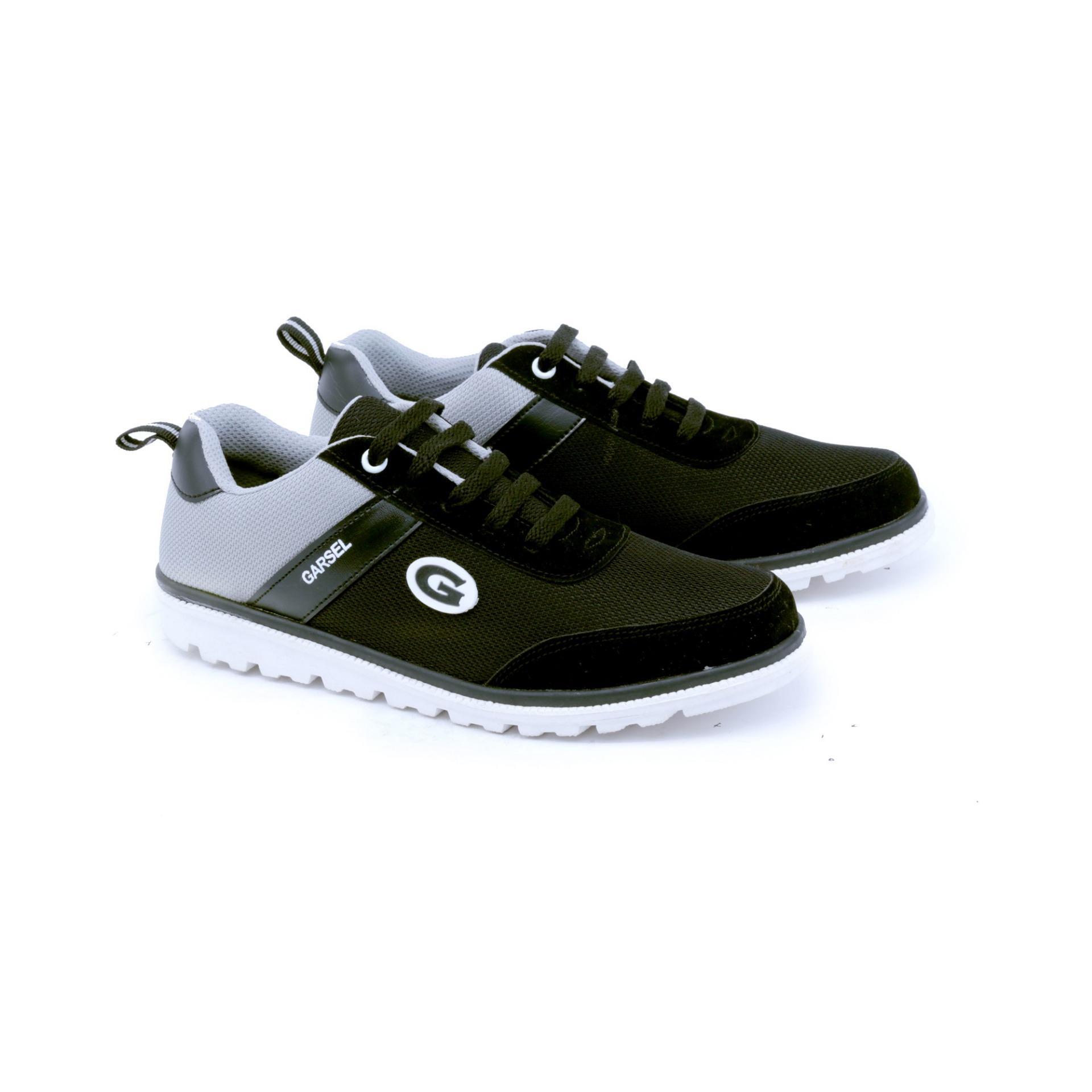 Garsel Sepatu Olahraga Wanita - bahan Sintetis-Mesh - sol Tpr murah dan berkualitas (
