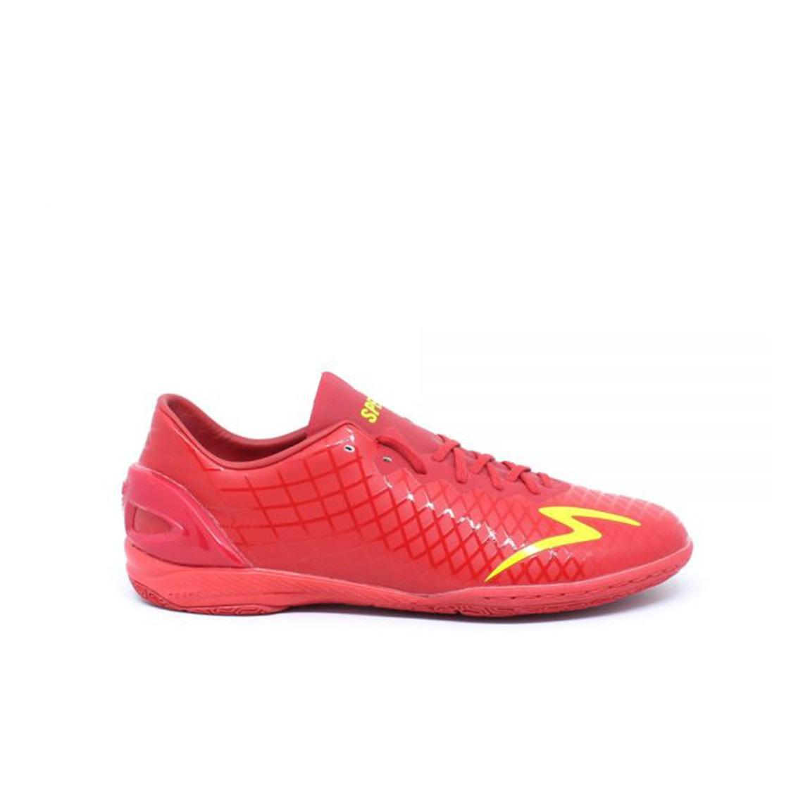Detail Gambar Specs Futsal Specs 400680 ACCELERATOR EXOCET IN - DARK RED  ZEST GREEN Terbaru c595dca4c20bd