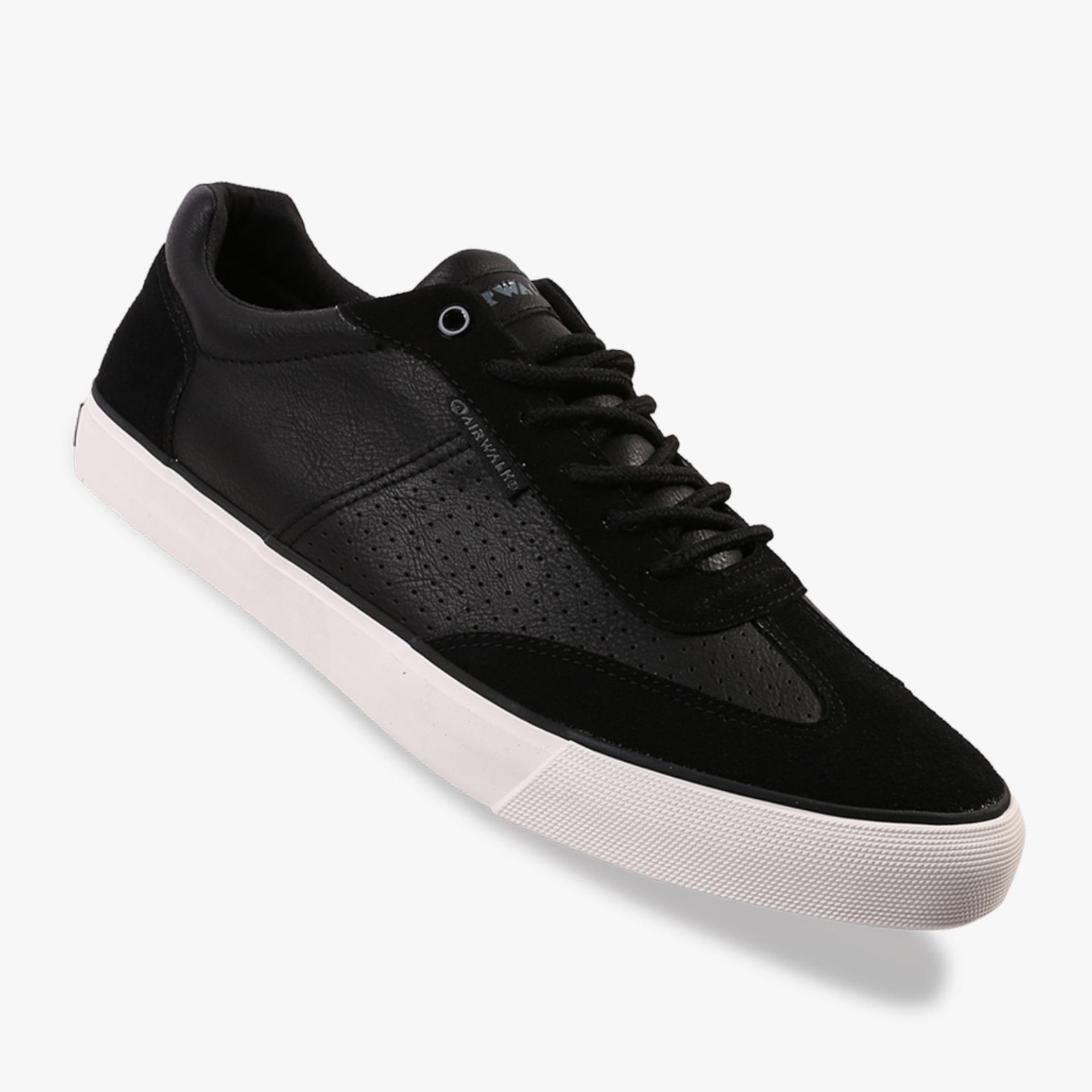 Toko Airwalk Jonas Men S Sneakers Shoes Hitam Lengkap