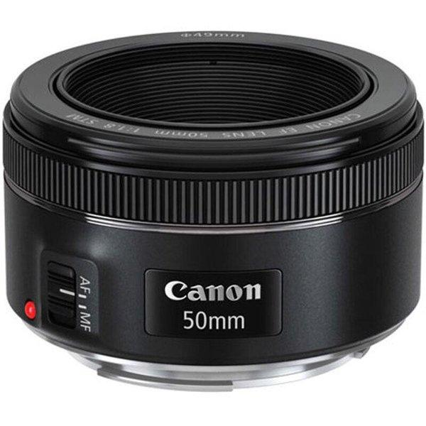 Detail Gambar LENSA CANON 50mm F1.8 STM IS - FIX LENS CANON 50MM F1.8MM STM IS Terbaru
