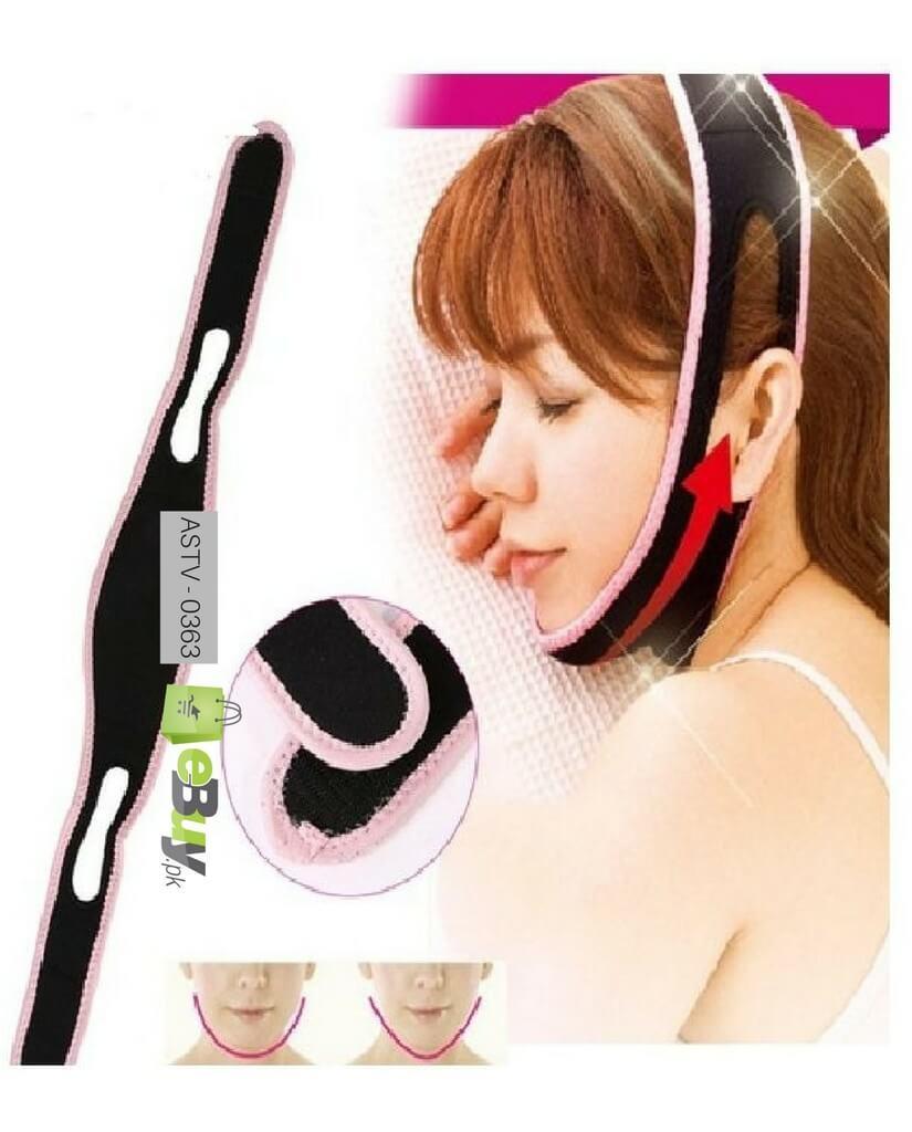 Beauty Maker Face Lift Up Belt Penirus Pipi Dan Wajah Update New Look Pink Peramping Slimming Langsing 4