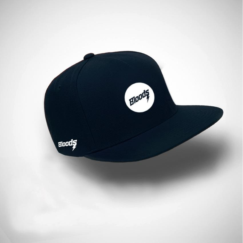 Brather Store Snapback Distro Bloods Circel Little White Premium