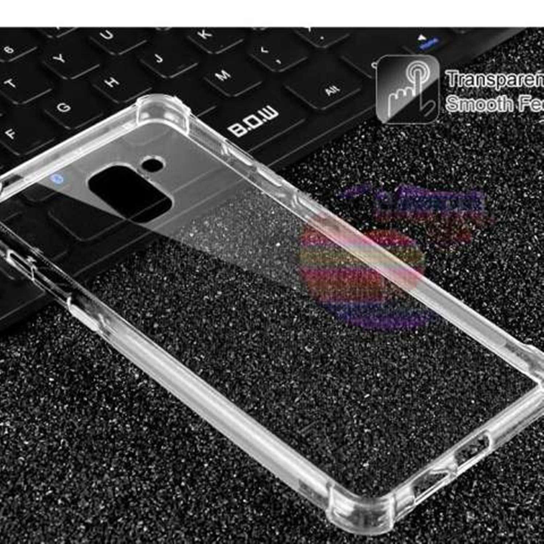 Shockproff Case Silicon/ AntiCrack Premium Samsung J6 2018